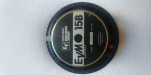 "ElectroVoice EVM15B 15"" bass guitar amplifier speaker for Sale in Tempe, AZ"