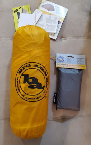 Big Agnes Tiger Wall UL2 Tent with Footprint NEW WITH TAGS for Sale in Miami, FL