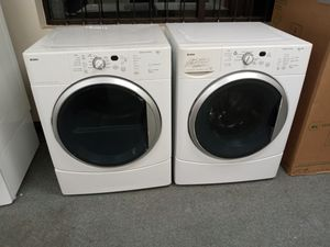 Kenmore ········ Washer & Dryer / clean! & working! for Sale in Denver, CO