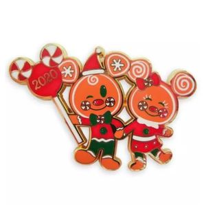 Mickey Mouse Gingerbread Holiday pin for Sale in Huntington Beach, CA