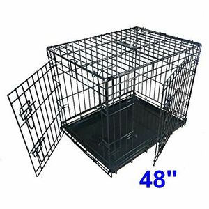 """New never used 48"""" XXX dog cage crate for Sale in Orlando, FL"""