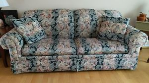 FREE couch and chair for Sale in Annandale, VA