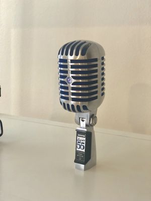 Shure Super 55 Dynamic Microphone - Shure Pro Audio - Dynamic Microphones - Super 55 for Sale in Santa Monica, CA
