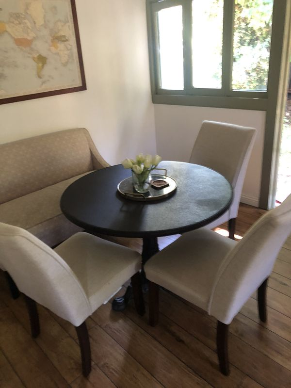 FREE dining chairs., set of 3