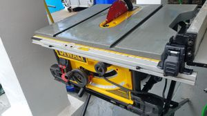 Dewalt table saw for Sale in Rosedale, MD