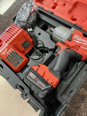 Milwaukee 1/2 impact wrench for Sale in Austin, TX