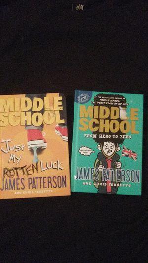 Middle School book set for Sale in Las Vegas, NV
