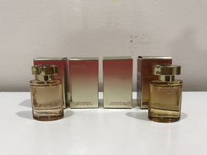 Michael Kors perfume fragrance travel size 4pcs for Sale in Brooklyn, NY