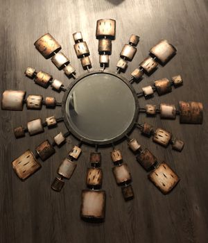 Hanging Wall Mirror/Sun for Sale in Parker, CO
