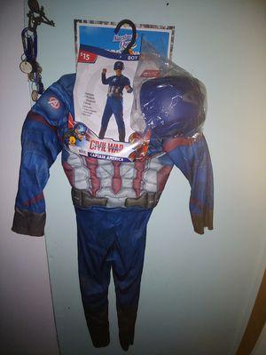 Captain America costume for Sale in Romeoville, IL