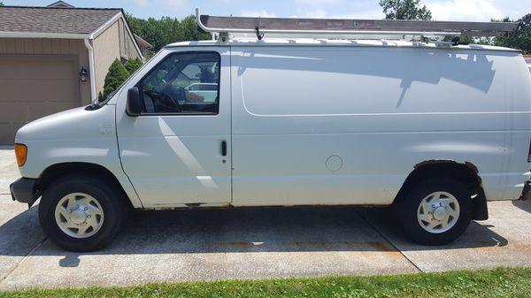 E250 Van