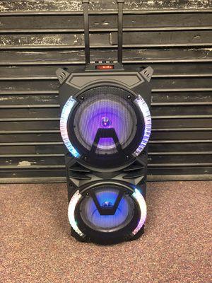 Bluetooth speaker 🔊 karaoke 🎤 for Sale in Berwyn Heights, MD