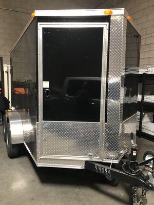 2020 - 6X10 South Georgia Tandem V Nose Trailer for Sale in Gilbert, AZ