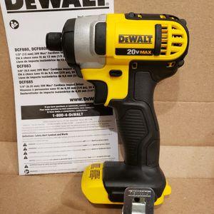 "NEW DEWALT 1/4"" IMPACT DRIVER 20V for Sale in Livonia, MI"