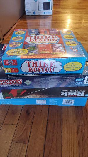 Board Games for Sale in Boston, MA