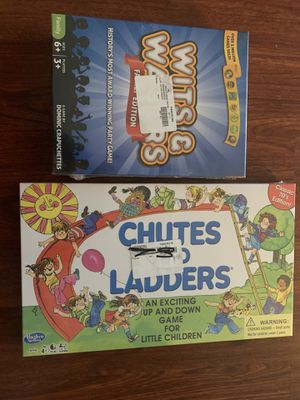 Board games $20 both BRAND NEW SEALED for Sale in San Antonio, TX