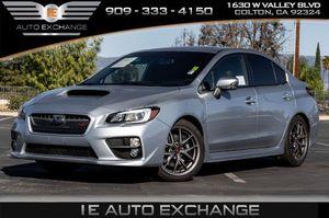 2016 Subaru WRX STI for Sale in Colton, CA