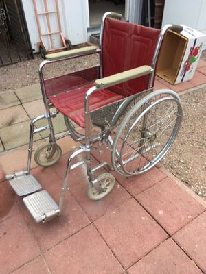 Wheelchair for Sale in Apache Junction, AZ