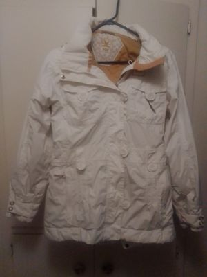 Jelly Hansen white coat for Sale in Everett, WA