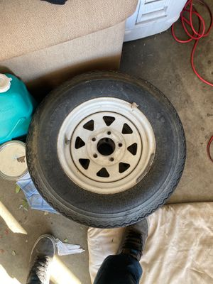 Used trailer tires for Sale in Riverside, CA
