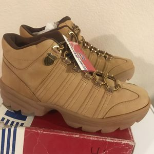 K Swiss Boots 12 for Sale in Gilroy, CA