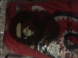 Bape hoodie looking for trades or a cost for Sale in Wendell, NC