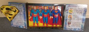 Kenner Superman action figure collection 12in for Sale in Medina, OH