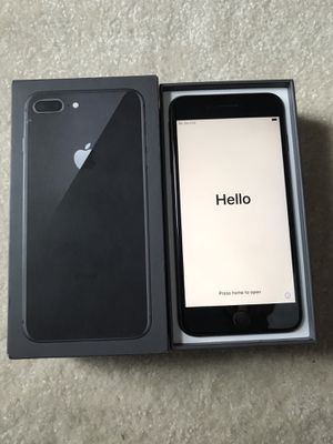Like New iPhone 8 Plus 128 Gb-Cricket for Sale in Dublin, OH