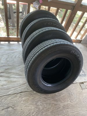Toyo Tires Open Country A31 245/75/r16 for Sale in Pflugerville, TX