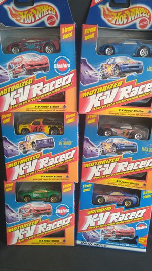 Hot Wheels X-V Racers / Sizzlers 1996-1997 for Sale in Oak Brook, IL