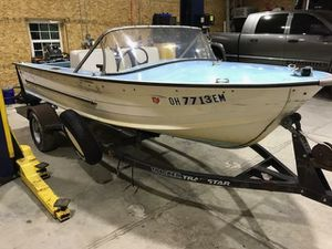 1969 Starcraft Ski Boat 15' with trailer for Sale in Tallmadge, OH