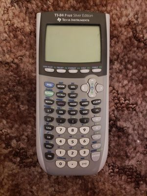 TEXES INSTRUMENTS TI'85 Calculator for Sale in Minneapolis, MN
