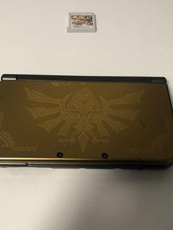 Nintendo 3DS XL The Legend of Zelda Hyrule Crest for Sale in Chicago,  IL
