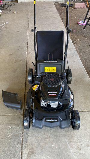 New powersmart lawn mower for Sale in Rialto, CA