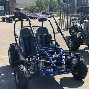 Trailmaster 150cc XRS go kart for adults for Sale in Grand Prairie, TX