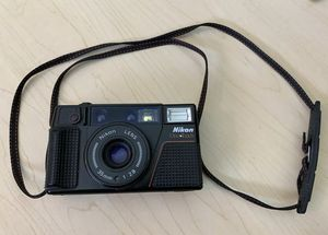 Nikon One Touch L35AF2 35mm point & shoot Camera for Sale in West Laurel, MD