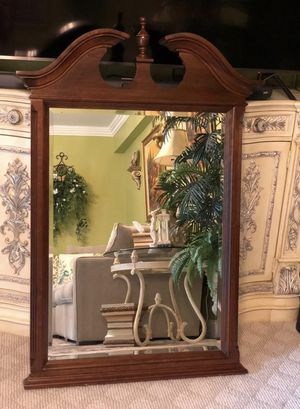 Beveled chippendale wall mirror for Sale in Annandale, VA