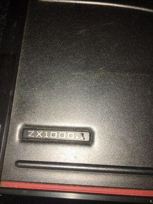 Monoblock KICKER ZX1000.1 for Sale in Boston, MA