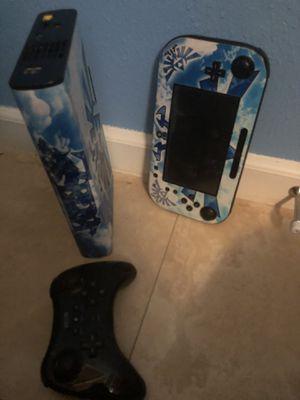 Nintendo Wii U for Sale in Ewa Beach, HI
