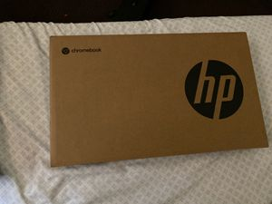 Hp chrome laptop brand new for Sale in Los Angeles, CA