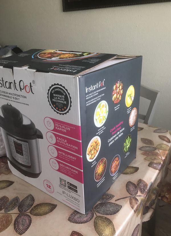Instant Pot/Pressure Cooker
