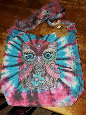 Brand new owl hobo bag for Sale in West Mifflin, PA
