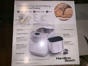 Hamilton beach bread maker for Sale in Philadelphia, PA