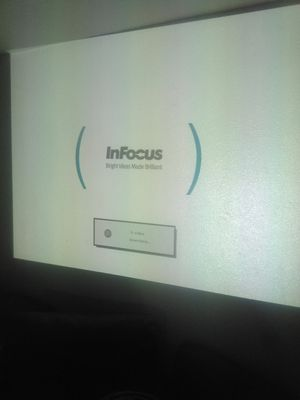 Infocus HDMI projector for Sale in Bakersfield, CA