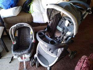 Graco stroller carseat for Sale in Las Vegas, NV