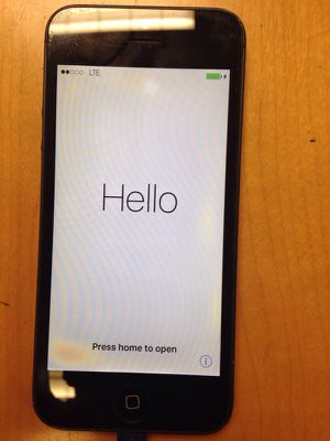 iPhone 5 At&t or cricket for Sale in Houston, TX