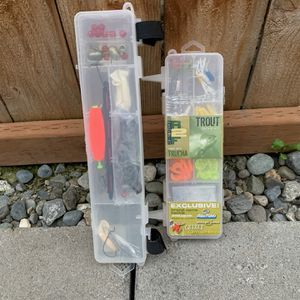 Fishing gear for Sale in Lynnwood, WA