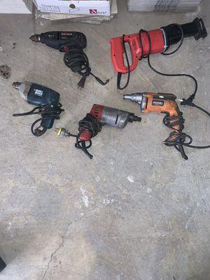 Power tools for Sale in Ypsilanti, MI