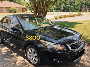 ⚡️📗⚡️$8OO Up for sale 2OO9 Honda Accord Clean title URGENT!!⚡️📗⚡️ for Sale in Little Rock, AR