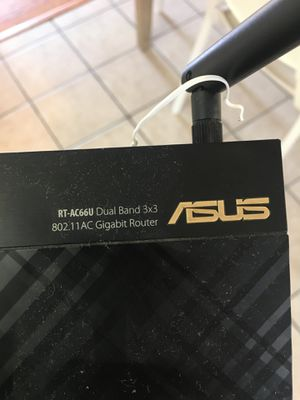 Asus RT-AC66U Router Gigabit for Sale in San Diego, CA
